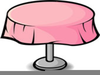Free Formal Dining Clipart Image