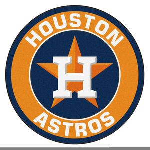 Astros Clip Art >> Astros Baseball Clipart Free Images At Clker Com Vector