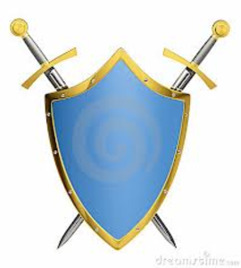 Shields And Swords Image