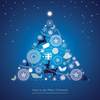 Christmas Tree Elements Image