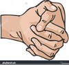 Free Clipart Clasped Hands Image