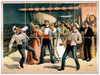 [group Of Sailors And Passengers Aboard Ship] Image