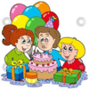 To The A Birthday Party Image