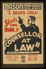 Counsellor At Law  Gripping Drama By Elmer Rice. Image