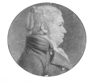 [william Lee, Head-and-shoulders Portrait, Right Profile] Image