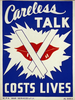 Careless Talk Costs Lives  / Al Doria. Image
