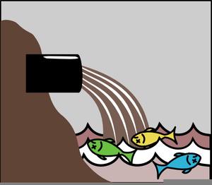 Dead Fish Clipart Image