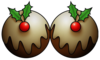Christmas Puddings Image