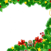 Christmas Clipart And Boarders Image