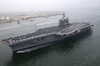 Uss Constellation (cv 64) Returns To Its Homeport In San Diego Image