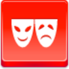 Free Red Button Icons Theater Symbol Image