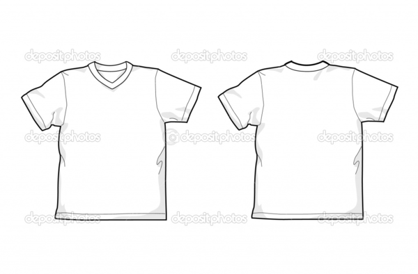 White Shirt | Free Images at Clker.com - vector clip art online ...