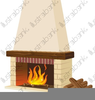 Fireplace Clipart Image