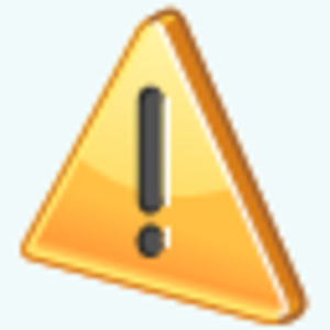 Warning Icon Image