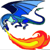 Dragons Cartoon Clipart Image