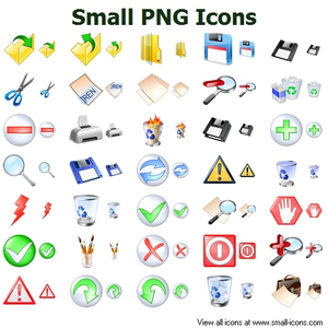 Small Png Icons Image