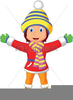 Winter Clothes Clipart Free Image