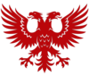 Headed Eagle Red Image