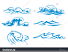 Clipart Of Ocean Waves Image