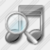 Icon Music Search 3 Image