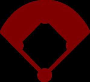 baseball field clip art at clker com vector clip art online rh clker com baseball field vector images baseball field vector free