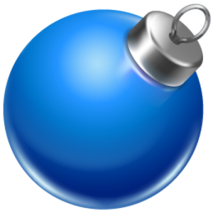 Ball Blue Image