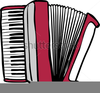 Free Clipart Accordion Player Image