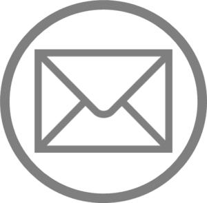 Afbeeldingsresultaat voor email icon grey