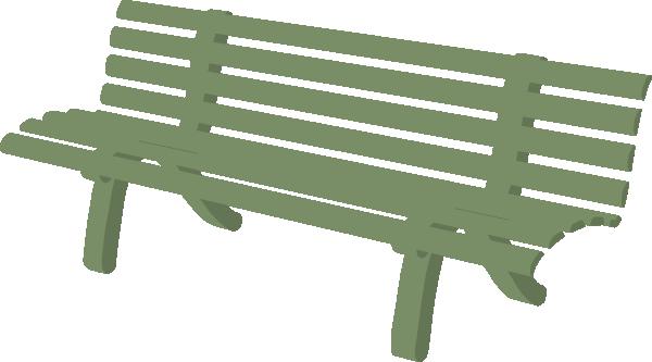Bench clip art at vector clip art online royalty free publ - Chaise en polycarbonate transparent ...