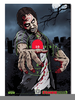 Zombie Face Target Image