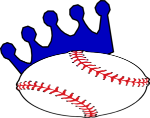Baseball Crown Clip Art