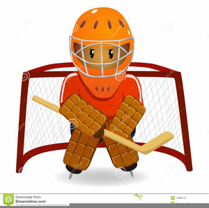 clipart hockey goalie free images at clker com vector clip art rh clker com hockey goalie glove clipart hockey goalie mask clipart