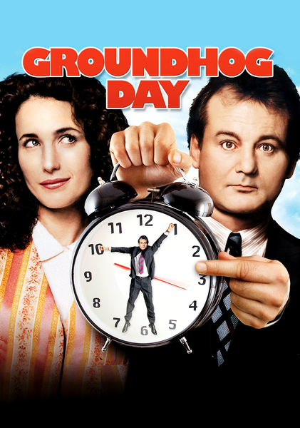 groundhog day movie free images at clkercom vector