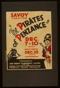 The Pirates Of Penzance Image