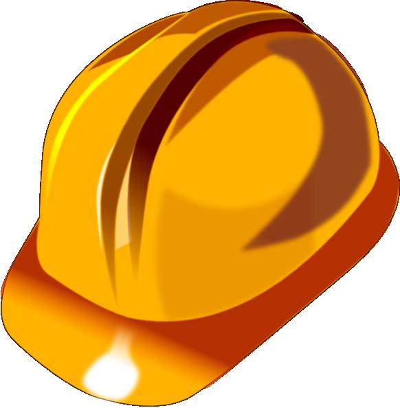 Hardhat Clip Art At Clker