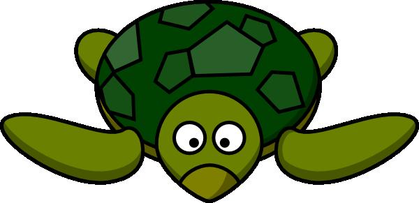 green turtle clip art - photo #6