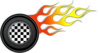 Racing Wheel Clip Art