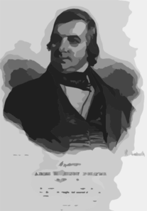 James Madison Porter, Secretary Of War Clip Art
