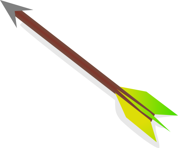 Gallery For Crossbow Arrows Clipart