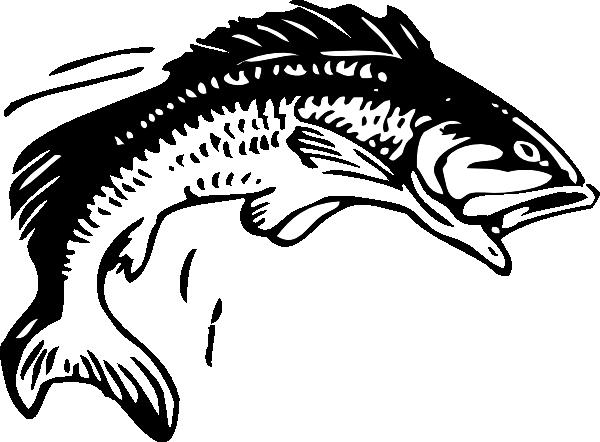 Fish 26 Clip Art at Clker.com - vector clip art online ...