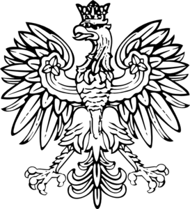 Polish Falcon Clip Art