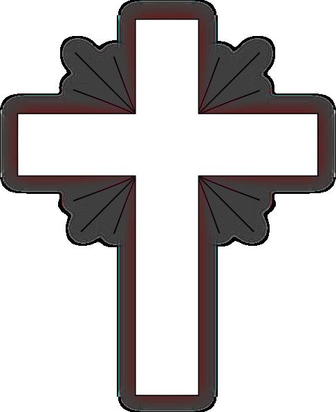 Crucifix Clip Art at Clker.com - vector clip art online ...