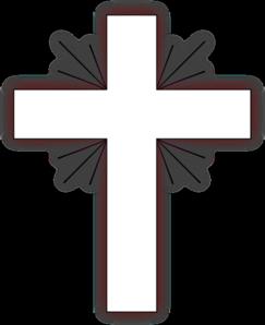 Crucifix Clip Art at Clker.com - vector clip art online, royalty free ...