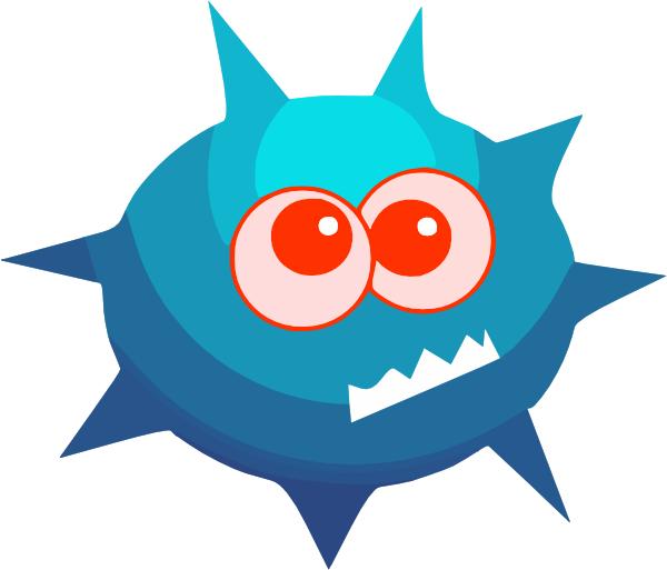 germ virus clip art at clker com vector clip art online royalty rh clker com german clip art images gem clip art