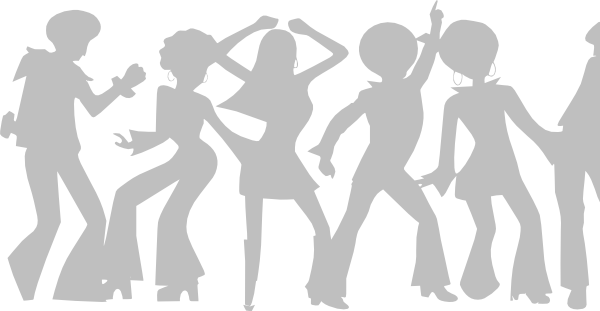 Dancing People Clip Art at Clker.com - vector clip art online ...