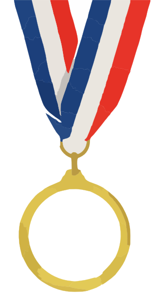 free clipart gold medals - photo #7