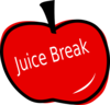 Juice Break Clip Art