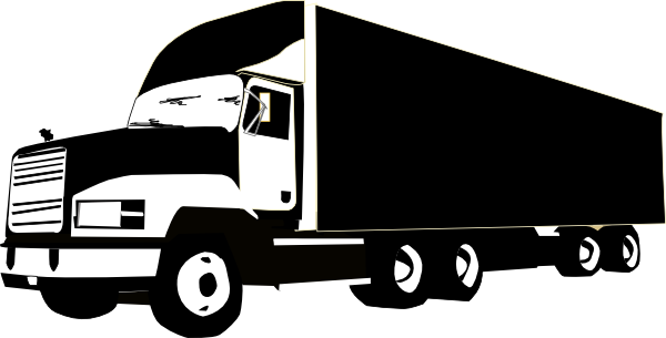 clipart truck - photo #40