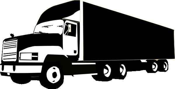 Truck Clip Art at Clker.com - vector clip art online, royalty free ...