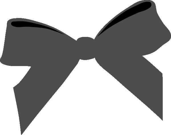 Blcok Ribbon Bow Clip Art at Clker.com - vector clip art ...